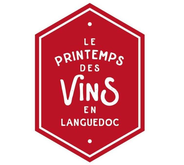 Le Printemps des Vins en Languedoc